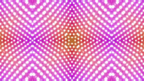 LED Kaleidoscope Wall 2 Gb 1 BTR HD Stock Video Footage