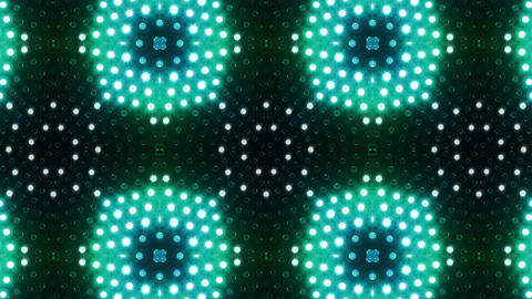LED Kaleidoscope Wall 2 Gb 1 Na R 2 HD Stock Video Footage