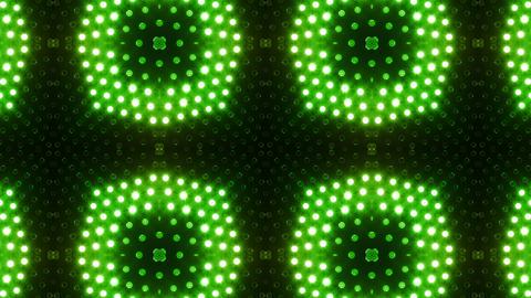 LED Kaleidoscope Wall 2 Gb 1 Na R 2 HD Stock Video Footage
