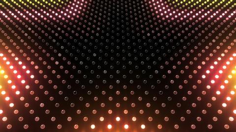LED Wall 2 Star G Cc HD Animation