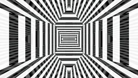 diamond stripes Stock Video Footage