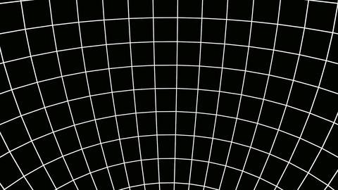 inside sphere mesh Stock Video Footage