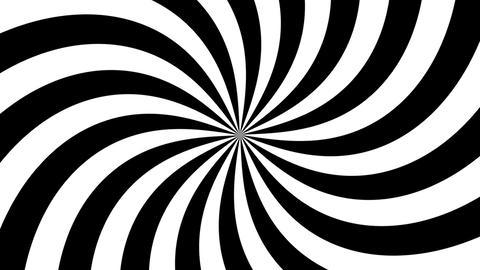 twirl hypnotize Stock Video Footage