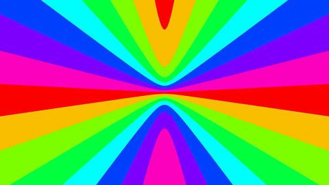 20 HD Rainbow Stripes #01 1