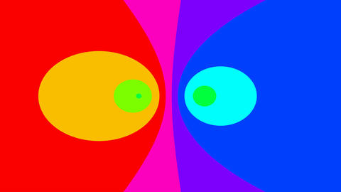 eye rainbow Animation