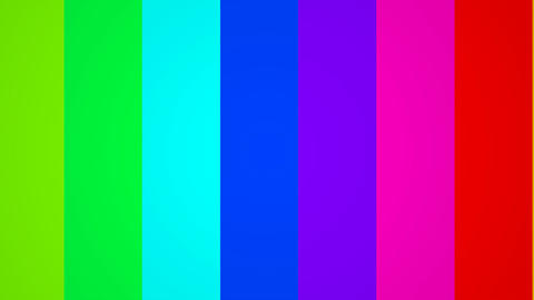 vertical rainbow Stock Video Footage