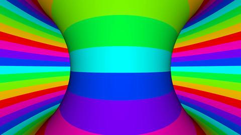 pillar color Animation