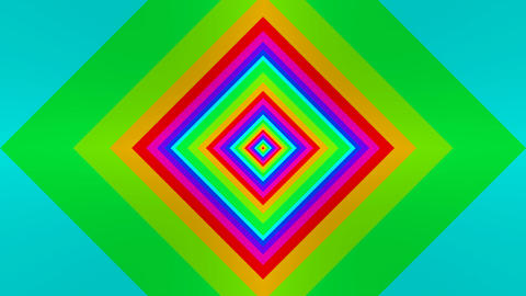 slant square Animation