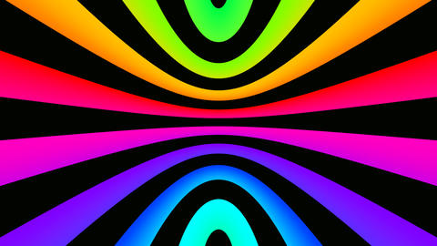 20 HD Rainbow Stripes #02
