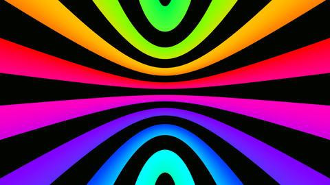 20 HD Rainbow Stripes #02