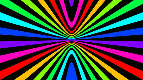 20 HD Rainbow Stripes #02 1