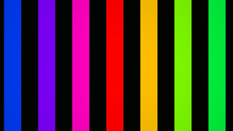 vertical colorfull Stock Video Footage