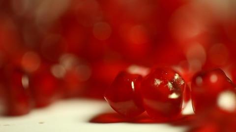 Pomegranate Seeds Footage