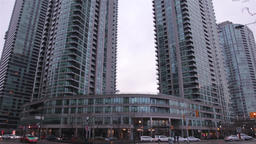 Toronto Waterfront Condos Footage