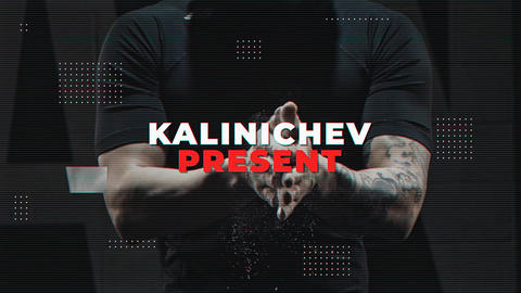 Sport Motivational Opener After Effects Template