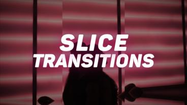 Slice Transitions Presets Premiere Pro Effect Preset