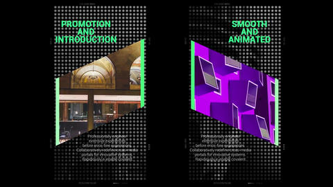 Slides Logos Premiere Pro Template / Vertical Slides Logos Premiere Pro Template 2