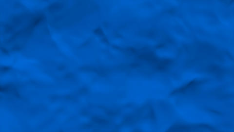 Wavy Fabric Blue Animation