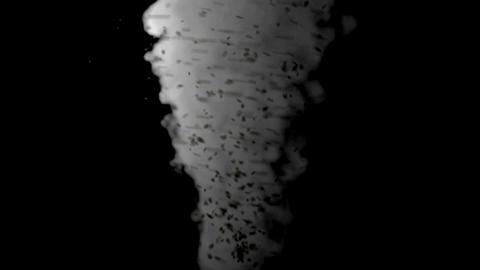 Tornado Storm Animation