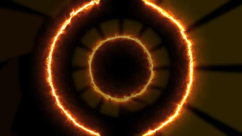 Energy tunnel Animation