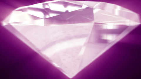 Diamond Transition A (4K Resolution / Alpha Channel included) Animation