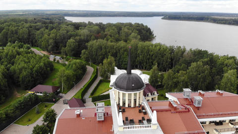 Istra, Russia, Mistral Hotel and Spa Live Action