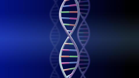 DNA Strand Genome image 3 A1A1a 4k Animation