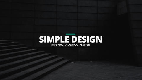 Dynamic Titles Pack After Effects Template