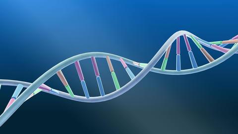 DNA Strand Genome image 3 A1A5a 4k Animation