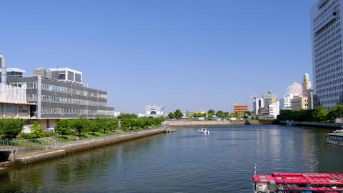 Cityscape of Yokohama MinatoMirai in Yokohama City, Kanagawa Prefecture, Japan. Yokohama MinatoMirai Live Action