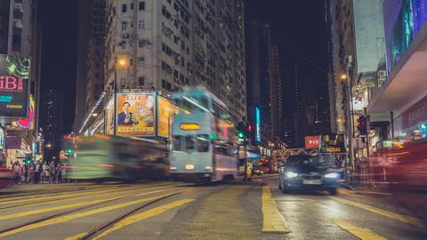 Hong Kong Traffic. Part 3. 1