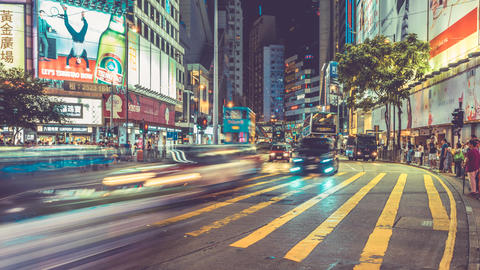 Hong Kong Traffic. Part 2. 1