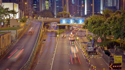 Hong Kong Traffic. Part 2. 2