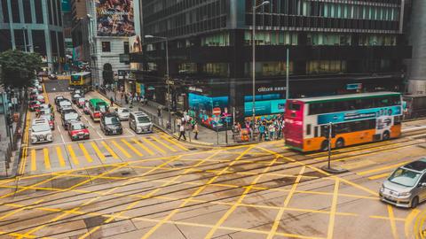 Hong Kong Traffic. Part 1. 0