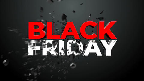 Black Friday 2 After Effects Template