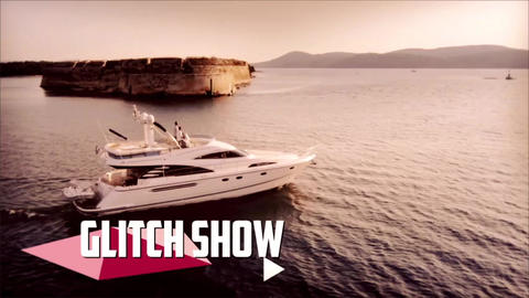 Glitch Show After Effects Templates