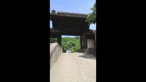 Nozaki Kannon ( Temple ) Footage