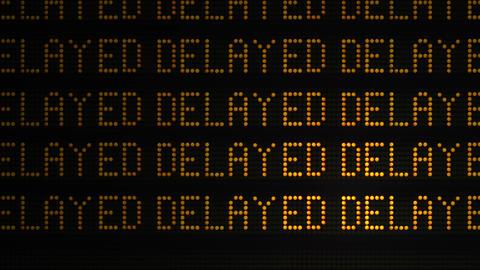 Delayed Delayed Delayed CG動画