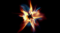 Abstract flower like animation Animation