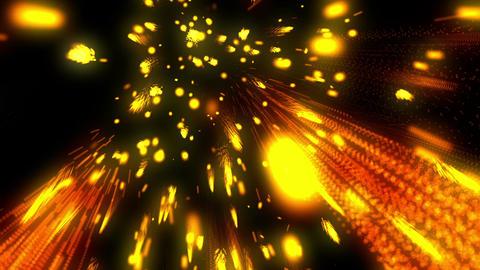 Raining Fireworks 4 Loopable Background Animation