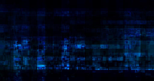 Data Grid Network Abstract Background as a Technology Concept Footage
