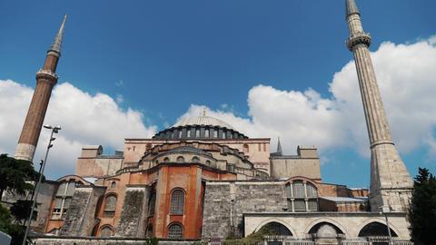 Istanbul Hagia Sophia Live Action