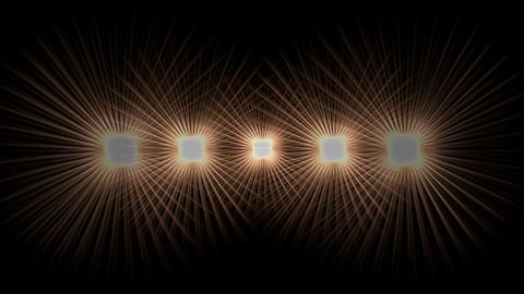Lights Flashing Wall Showtec, VJ Stage Event Animation