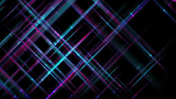Tech futuristic blue purple stripes abstract motion background Animation