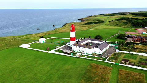 Souter Lighthouse and The Leas, National Trust United Kingdom Live Action