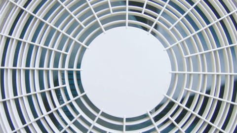 Fan with protection Footage