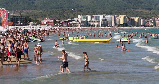 Sunny Beach Bulgaria Live Action