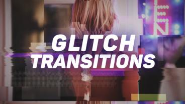 Glitch Transitions Presets Premiere Pro Effect Preset