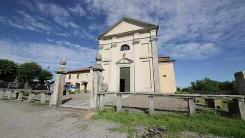 In italy ancient religion building 0 0123 Footage