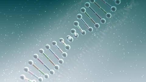 DNA Strand Genome image 4 B2h 4k Animation